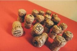 champagne-corks