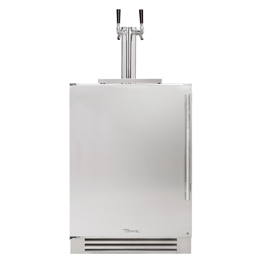 Undercounter 24 Dual Tap Beverage Dispenser