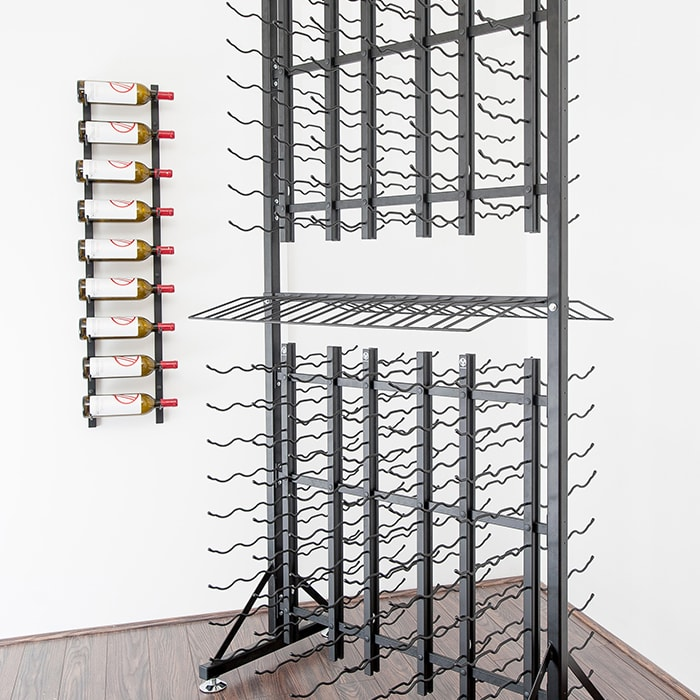 288-Bottle Island Display Rack 7