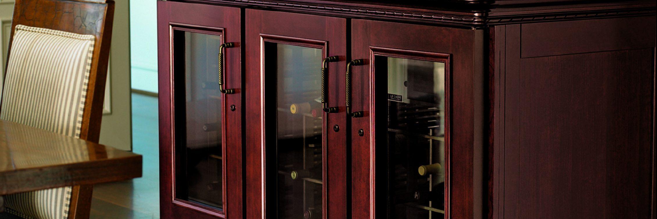 Credenza Wine Cabinets by Le Cache