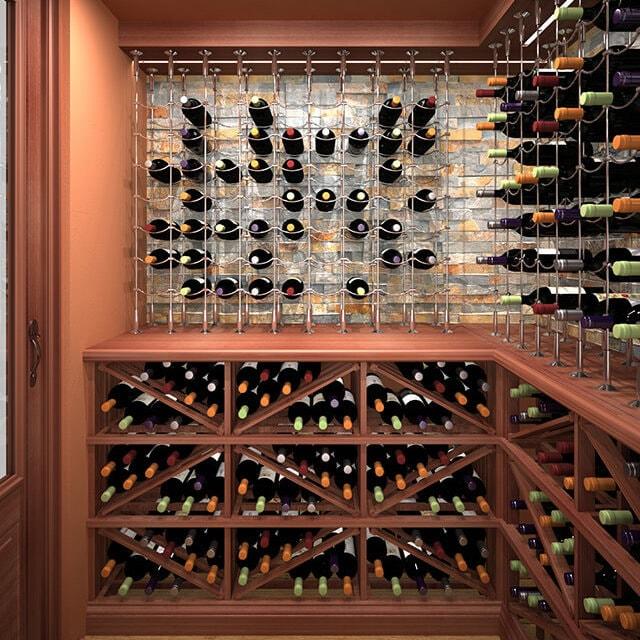 Wine Racking System
