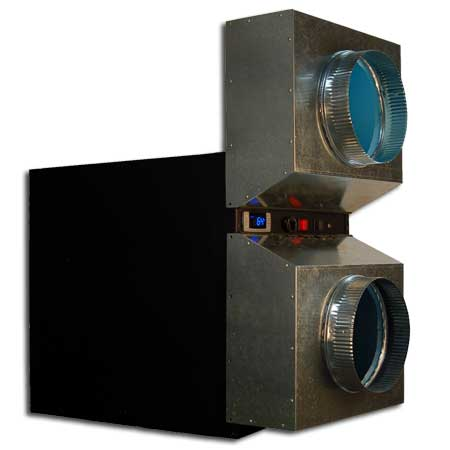 Front Duct HOOD for Low RH Environments